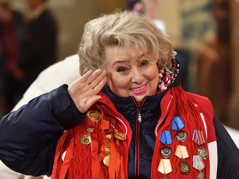 Татьяна Тарасова ответила на критику Ирины Родниной