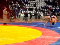 В Бурятии провели соревнования борцов за благополучие Путина