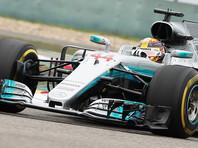 Хэмилтон выиграл Гран-при Китая, россиянин Квят не смог закончить гонку