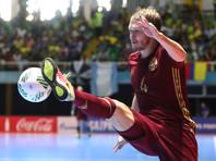 Игрок сборной России Дмитрий Лысков