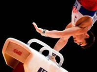 Гимнаст Белявский стал чемпионом Европы в упражнениях на коне