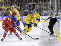 Россияне обыграли шведов в стартовом матче чемпионата мира по хоккею