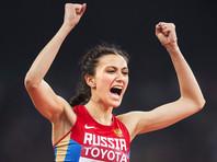 """Мария Кучина победила на этапе """"Бриллиантовой лиги"""", выше всех прыгнув в высоту"""