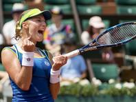 Екатерина Макарова победила на старте Roland Garros первую ракетку мира