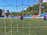 """Футболисты """"СКА-Хабаровска"""" и """"Оренбурга"""" сыграли вничью в стыковом матче"""