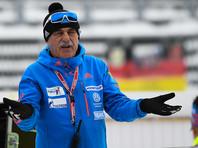 Александр Касперович уйдет с поста главного тренера сборной России по биатлону