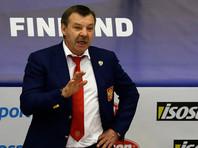 Олег Знарок останется у руля сборной России по хоккею
