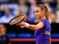 Украинка Цуренко не пустила Макарову в третий круг Roland Garros