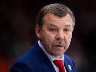 Олег Знарок вывел из состава сборной России шестерых хоккеистов