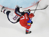 Сборная России проиграла США на чемпионате мира по хоккею