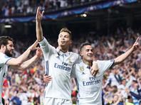 """""""Реал"""" обыграл """"Атлетико"""" в Лиге чемпионов благодаря очередному хет-трику Роналду"""