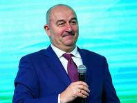 Станислав Черчесов назвал расширенный состав сборной России на Кубок конфедераций