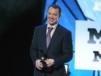 Сергей Мозякин назван самым ценным игроком регулярного чемпионата КХЛ
