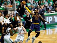 """В финале плей-офф НБА третий год подряд сразятся """"Кливленд"""" и """"Голден Стэйт"""""""