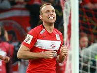 Лучшим футболистом минувшего сезона РФС объявил Дениса Глушакова