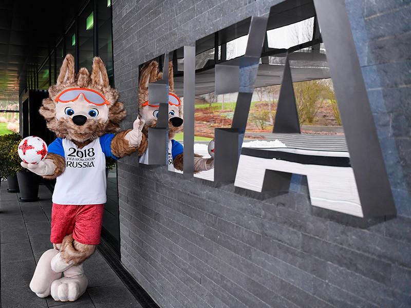 Россия осталась на рекордно низком месте в рейтинге ФИФА