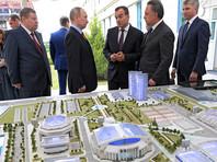 Владимир Путин поддержал идею полного импортозамещения в российском футболе