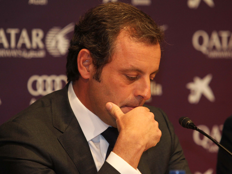 "Экс-президент ""Барселоны"" арестован в Испании за отмывание денег"