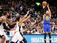 """""""Голден Стэйт"""" в третий раз подряд вышел в финал плей-офф НБА"""