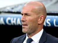 """""""Реал"""" хочет оставить Зидана у руля клуба до 2020 года"""