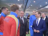 """Мутко рассмешил Медведева, пообещав """"порвать всех"""" в футболе"""