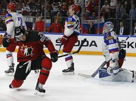 Сборная России уступила Канаде в полуфинале, ведя в счете после второго периода 2:0