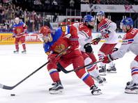Сборная России по хоккею обыграла чехов и вышла в полуфинал чемпионата мира