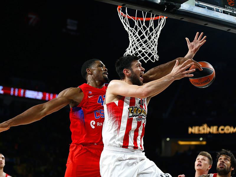 ЦСКА не сумел защитить титул сильнейшего баскетбольного клуба Европы