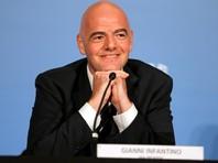 Глава ФИФА похвалил Россию за четкое исполнение обязательств