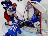 Российские хоккеисты разгромили итальянцев