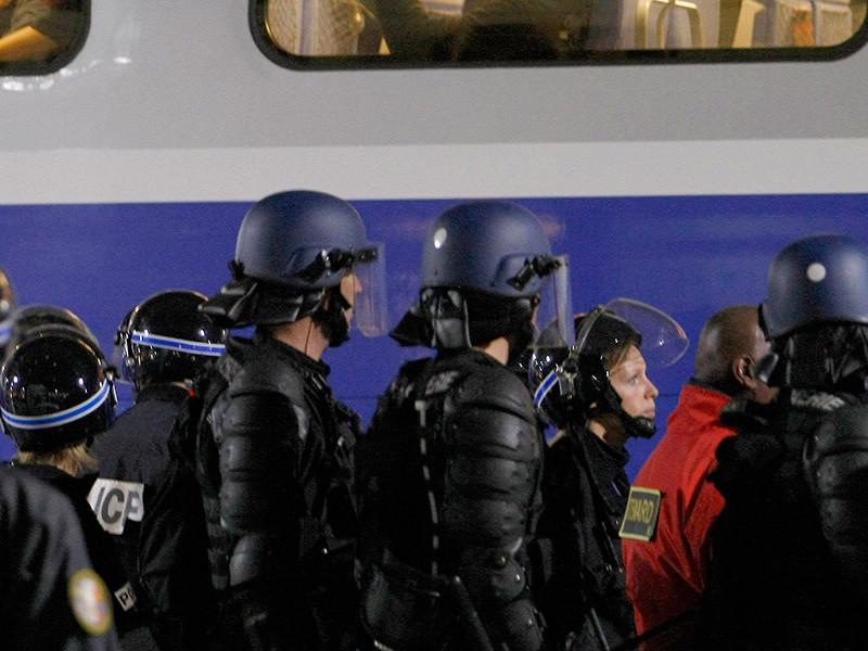Сборная Белоруссии по хоккею подверглась обыску на парижском вокзале