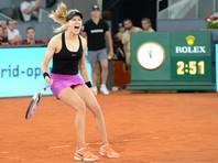 Ненависть к Шараповой помогла Бушар обыграть россиянку в Мадриде