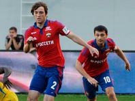 Дзагоев и Фернандес исключены из состава сборной России по футболу