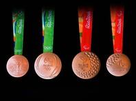 Олимпийские медали Рио стали ржаветь, их начинают возвращать организаторам