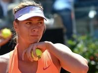 Шарапова пропустит Roland Garros