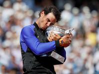 Надаль в десятый раз в карьере выиграл Roland Garros