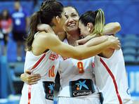 Испанские баскетболистки в третий раз в истории стали чемпионками Европы