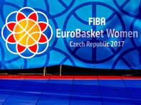 Россиянки победили сборную Латвии в стартовом матче Евробаскета