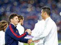 Роналду и Месси вошли в символическую сборную Лиги чемпионов