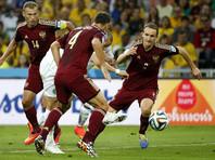 Напомним, что сборная России провела в Бразилии три матча на групповой стадии, не сумев пробиться в плей-офф