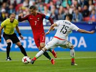 Португалия и Мексика сыграли вничью на Кубке конфедераций, Камерун проиграл Чили