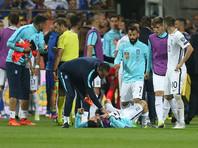Боснийский тренер выбил зуб греческому футболисту во время матча (ВИДЕО)