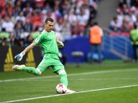 Чемпион мира по карате оценил удар Акинфеева в матче против сборной Мексики