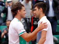 Новак Джокович не смог выйти в полуфинал Roland Garros