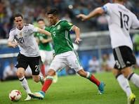 Германия стала вторым финалистом розыгрыша Кубка конфедераций