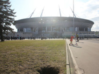 У арены в Санкт-Петербурге образовались очереди из-за неработающих входов