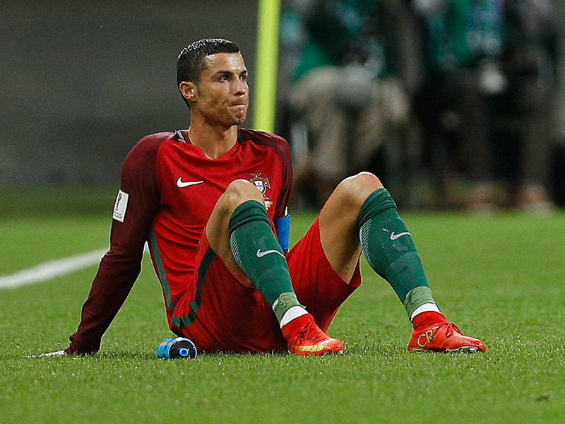 Криштиану Роналду не сыграет в утешительном финале Кубка конфедераций