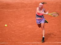 Светлана Кузнецова вышла в четвертый круг Roland Garros