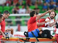 Роман Зобнин не сыграет на Кубке конфедераций из-за травмы в матче с венграми