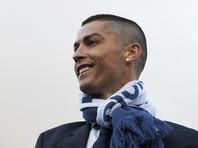 Криштиану Роналду вновь оказался самым высокооплачиваемым спортсменом мира